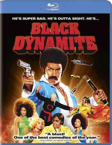 BLACK DYNAMITE BY WHITE,MICHAEL JAI (Blu-Ray)