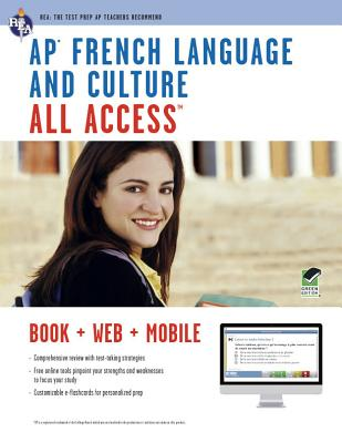 AP French Language & Culture, All Access By Angelini, Eileen M.
